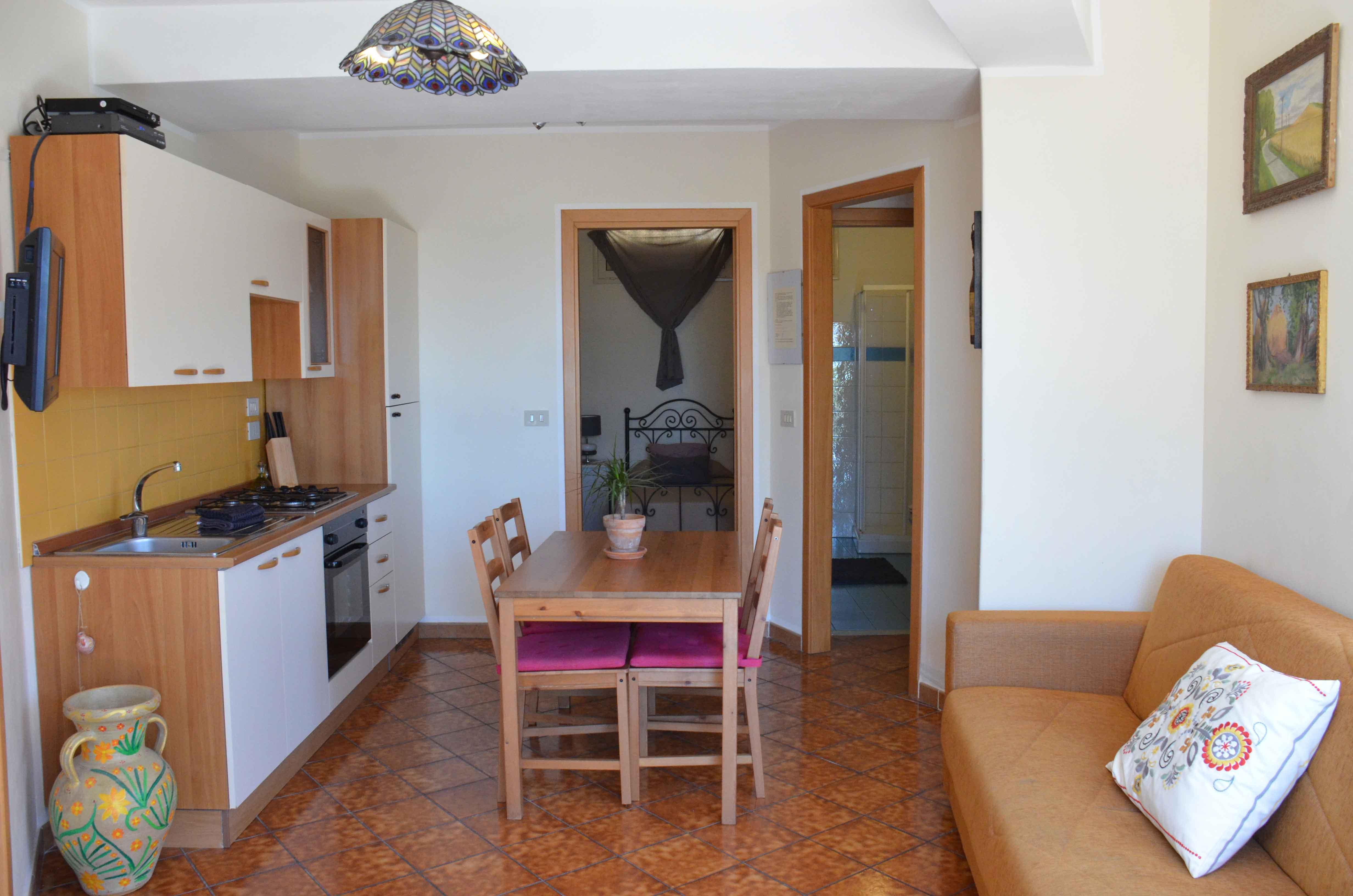 Salso Apartment Taormina Sicily - The Lemon Tree | Holiday ...